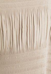 JUST FEMALE - ETIENNE DRESS - Day dress - cobblestone - 6