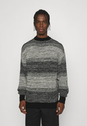 MIRROR OMBRE SLOUCH FIT - Pullover - multi
