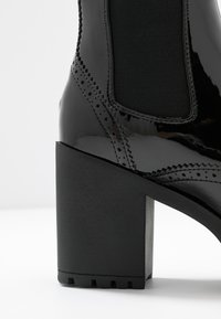 Even&Odd - High heeled ankle boots - black - 2