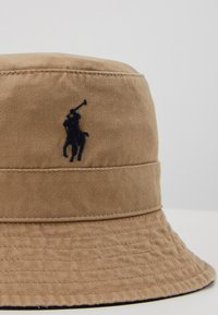 Polo Ralph Lauren - BUCKET HAT - Hat - boating khaki - 4