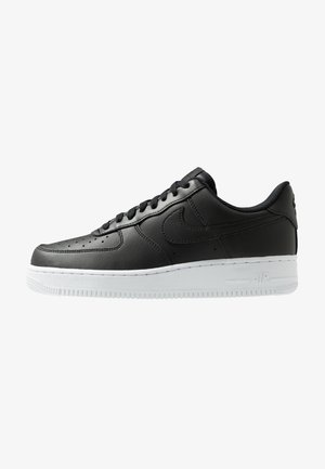 AIR FORCE - Sneakersy niskie - black/white