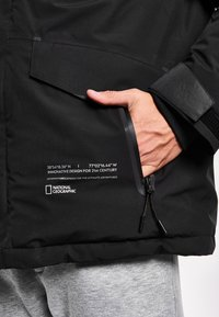 National Geographic - Down jacket - black - 3