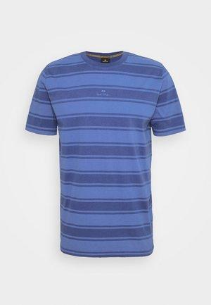 T-shirt imprimé - bright blue