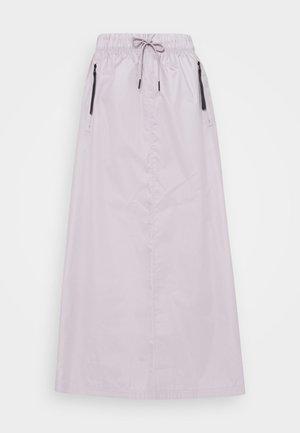 SKIRT - A-line skirt - platinum violet/(black)