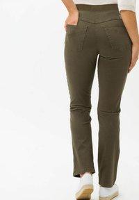 BRAX - Trousers - olive - 1