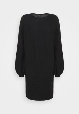 MARISA - Jumper dress - black