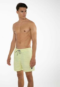 Protest - SHARIF - Swimming shorts - afterglow - 3