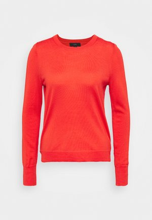 MARGOT CREWNECK - Jumper - brilliant sunset