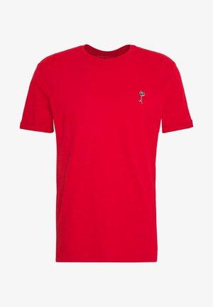 Camiseta estampada - red