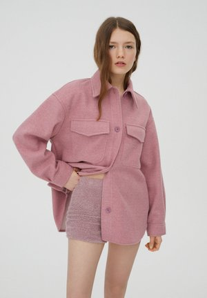 Cappotto corto - rose gold