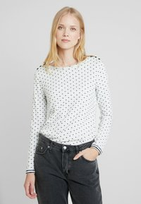 edc by Esprit - DOUBLE - Long sleeved top - off white - 0
