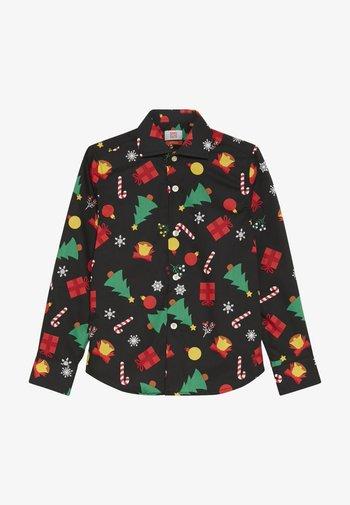 KIDS CHRISTMAS ICONS - Shirt - black