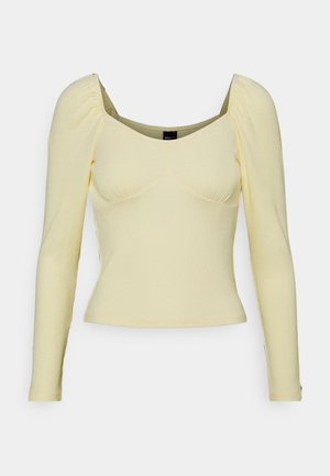 JENNIFER - Long sleeved top - anise flower
