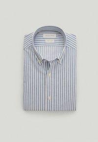 Massimo Dutti - Formal shirt - blue - 2