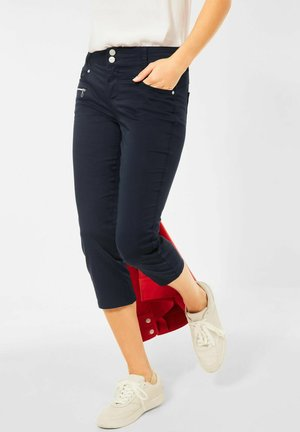 CASUAL FIT - Trousers - blau
