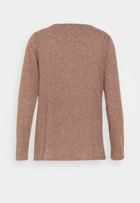 Esprit - Long sleeved top - brown - 1