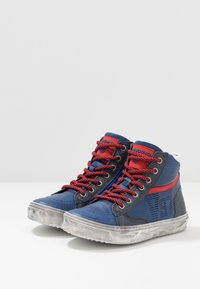 Vingino - GUUS MID - High-top trainers - reflex blue - 3