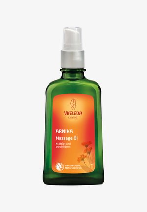 ARNICA MASSAGE OIL  - Lichaamsolie - -