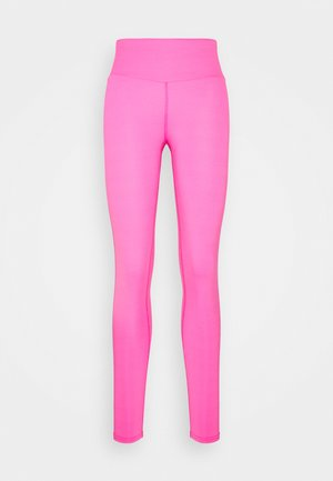 LEGGINGS  - Leggings - neon pink