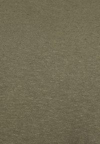AllSaints - SANZA  - Print T-shirt - utility green - 2