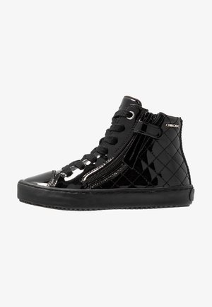 KALISPERA GIRL - Sneakersy wysokie - black