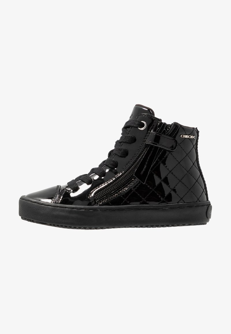 Geox - KALISPERA GIRL - Zapatillas altas - black