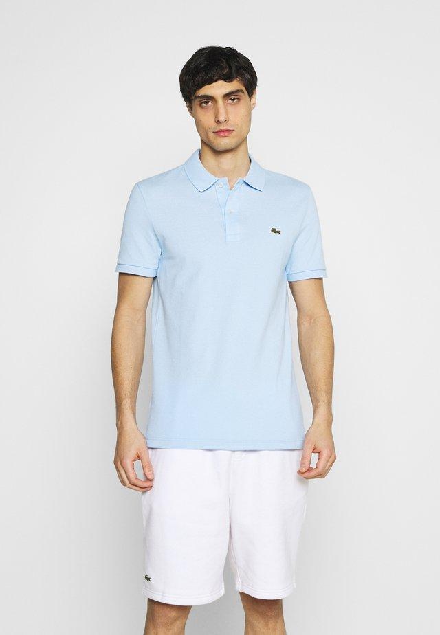 Poloshirt - light blue