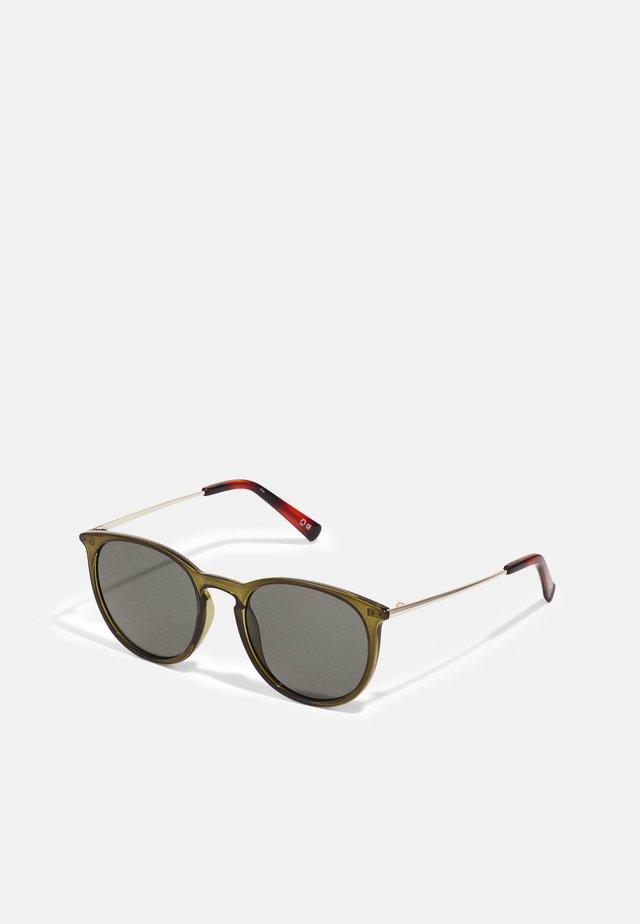 OH BUOY - Sunglasses - khaki/gold