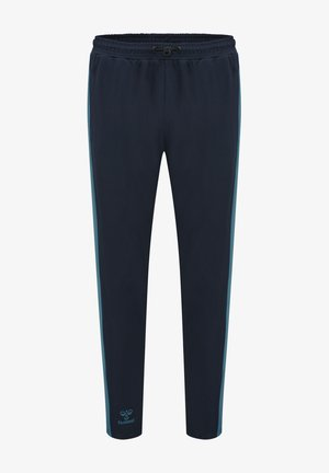 Tracksuit bottoms - dark sapphire/blue coral