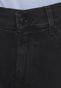 7 for all mankind - THE MODERN STRAIGHT FEARLESS - Džíny Straight Fit - black - 3