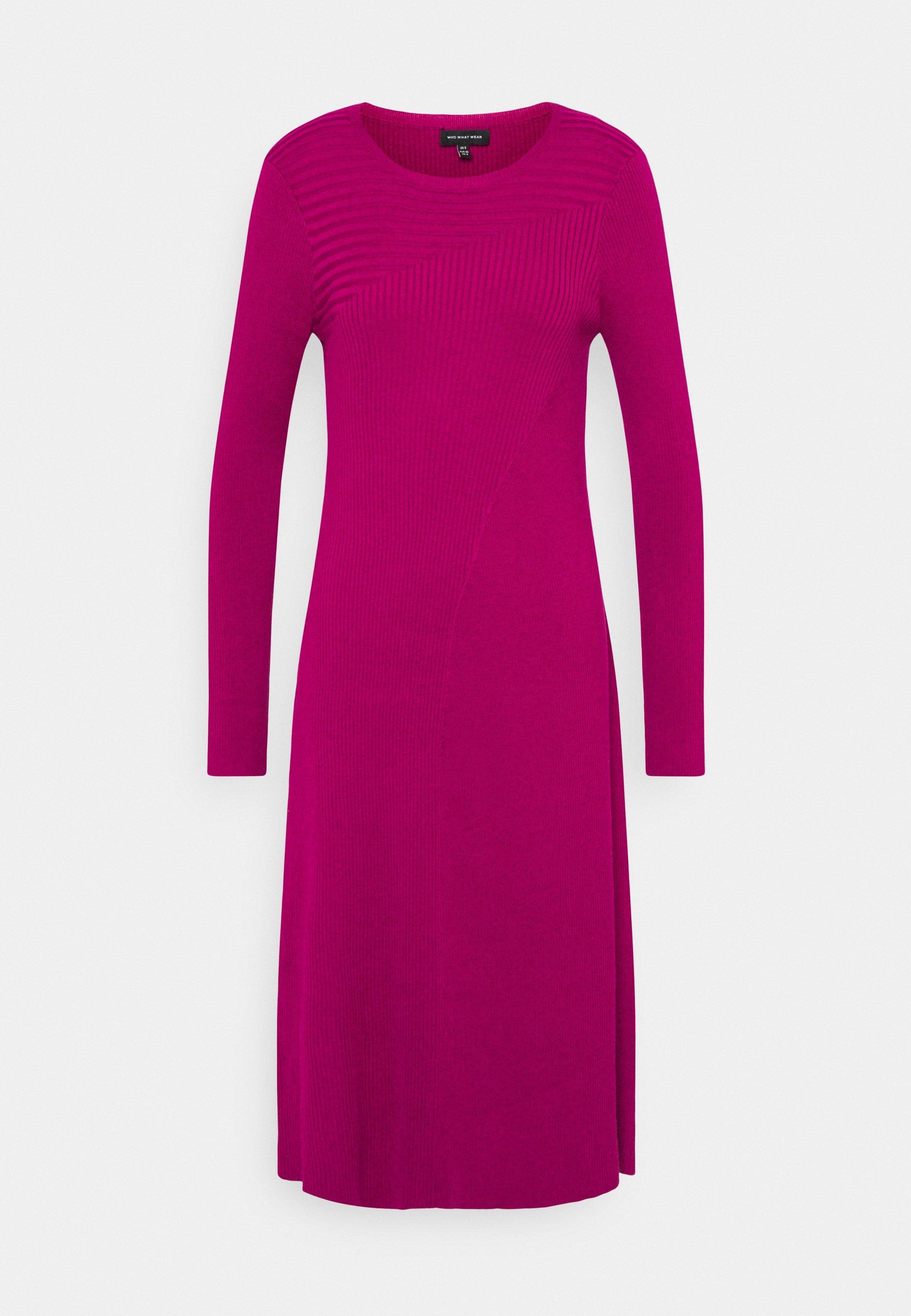 Women PANEL DRESS - Jumper dress