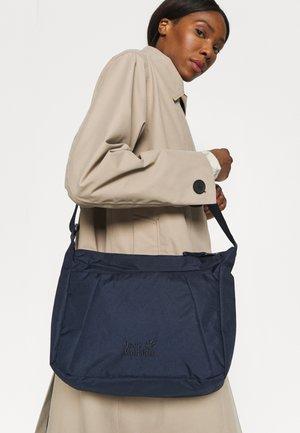VALPARAISO BAG - Across body bag - midnight blue