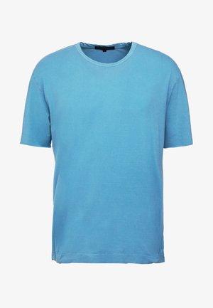 RANIEL - Basic T-shirt - blue