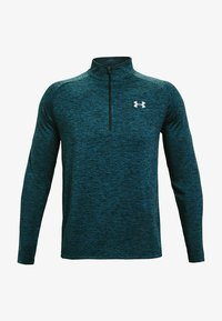Under Armour - Sports shirt - dark blue - 3
