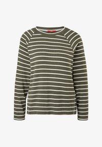 khaki stripes