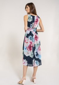 Swing - Day dress - navy / multi - 2