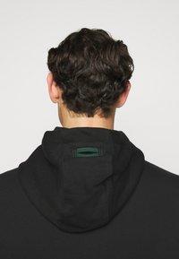 Blauer - APERTA CAPPUCCIO - Zip-up hoodie - black - 6