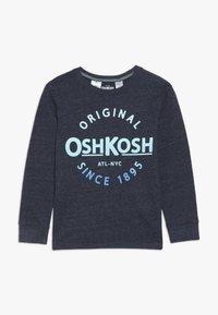 OshKosh - KIDS LOGO - Long sleeved top - blue - 0