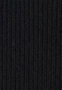 Object - OBJMALENA  WAISTCOAT - Jumper - black - 2