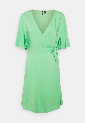 VMIBINA SHORT DRESS - Denní šaty - jade cream
