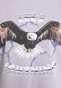 Lee - EAGLE TEE - T-shirt imprimé - lavender dusk - 2