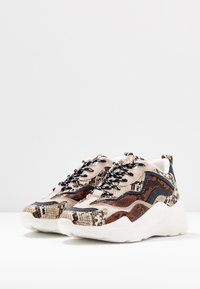 Topshop - CANCUN CHUNKY TRAINER - Sneakers - multicolor - 4