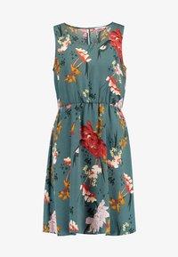 ONLY Tall - ONLELEONORA DRESS  - Day dress - balsam green - 5