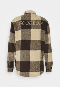 GOODBOIS - FRONTIER  - Tunn jacka - beige - 1