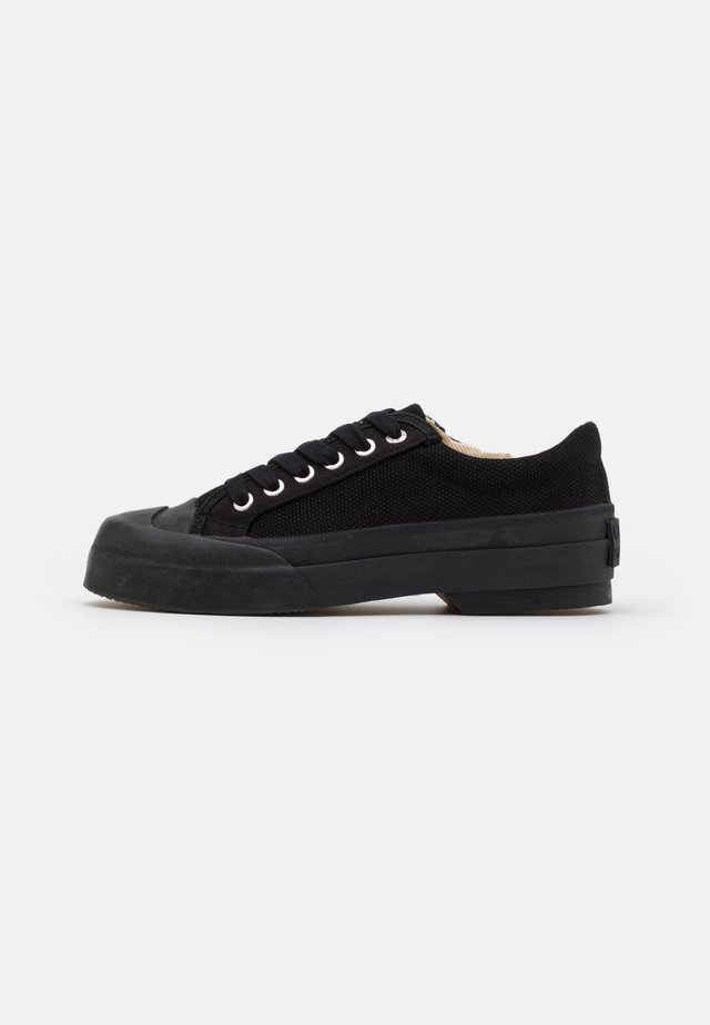SUNN UNISEX - Sneakers - black