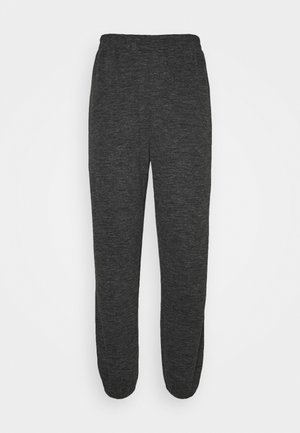 PCRELINO PANTS  LOUNGE - Tracksuit bottoms - dark grey melange