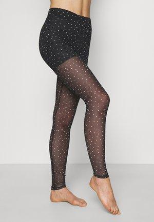 BABARA - Leggings - Trousers - black mix