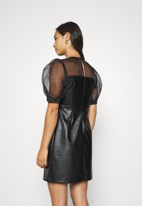 ONLY - ONLMAXIMA DRESS - Etui-jurk - black - 2