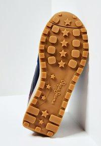 Pepe Jeans - DEAN SHION - Zapatos de vestir - dunkel ozaen blau - 4