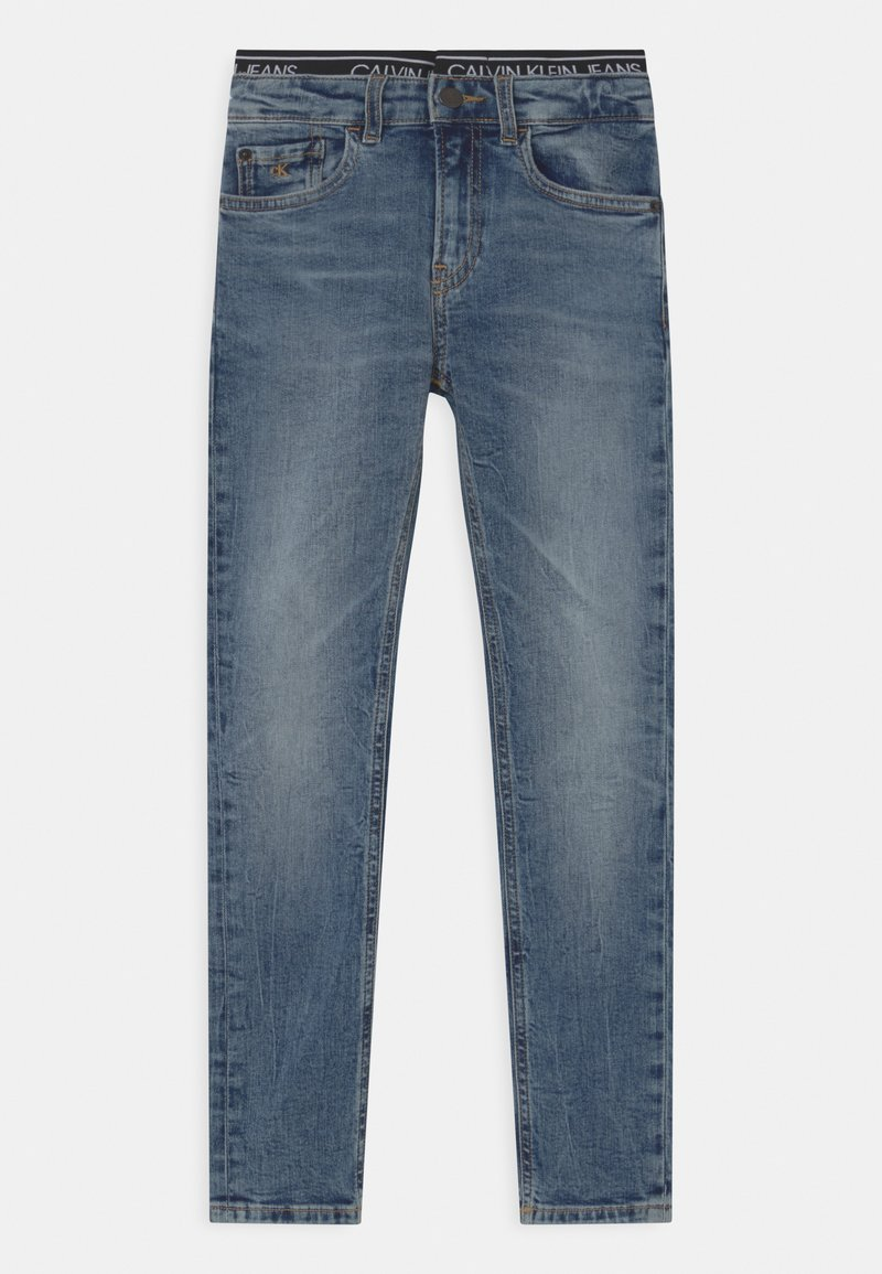 Calvin Klein Jeans - SKINNY VINTAGE  - Jeans Skinny Fit - blue